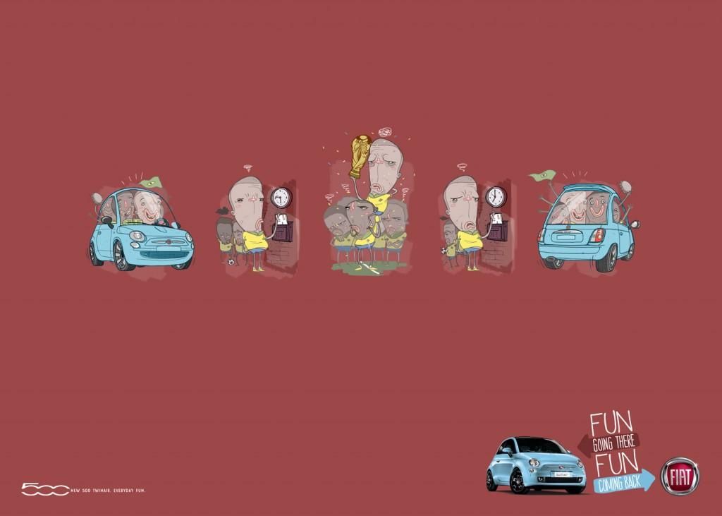 Fiat 500 concepts